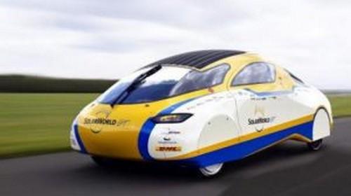 модель «Solar World GT»